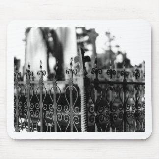 fence mousepad