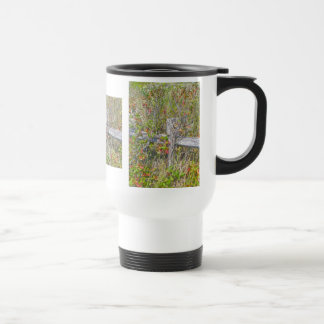 Fence & Poison Ivy IBSP NJ Coordinating Items Travel Mug