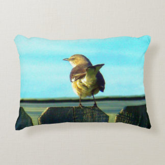 Fence Sitter Accent Pillow