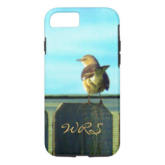 Fence Sitter Monogrammed iPhone 8/7 Case