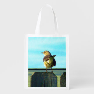 Fence Sitter Market Tote