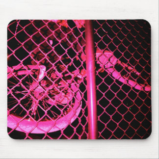 Fence Slap Mouse Pad