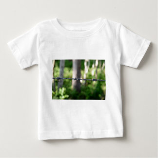 FENCE STRAND RURAL QUEENSLAND AUSTRALIA BABY T-Shirt