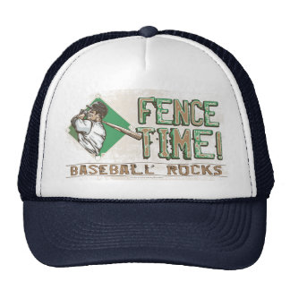 Fence Time! Hat