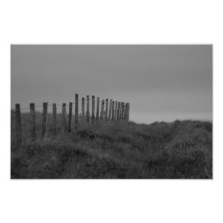 Fence to Nowhere Poster