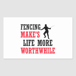fence vector design rectangle stickers