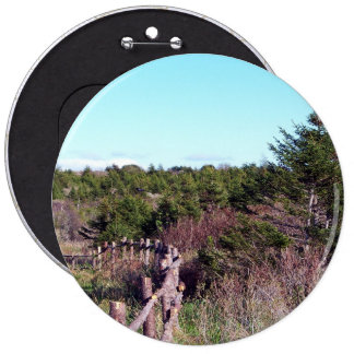 Fenced Forest Button