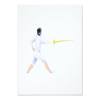 Fencer 2 card