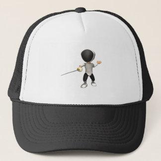 Fencer Trucker Hat