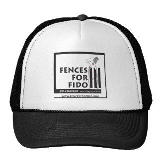Fences For Fido Caps Trucker Hat