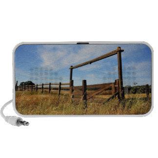 Fences in Field Speakers