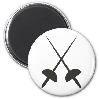 fencing 2 inch round magnet