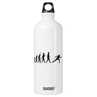 Fencing Aluminum Water Bottle