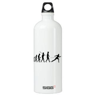 Fencing Aluminum Water Bottle