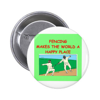 fencing buttons
