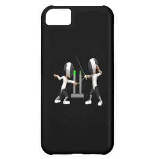 Fencing Case For iPhone 5C