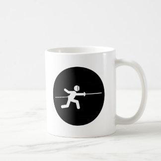 Fencing Coffee Mug