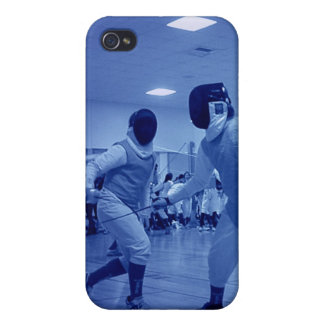 Fencing  iPhone 4 Case