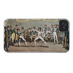 Fencing: Jerry's admiration of Tom in an `Assault' iPhone 4 Cover