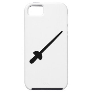 Fencing saber iPhone 5 cover