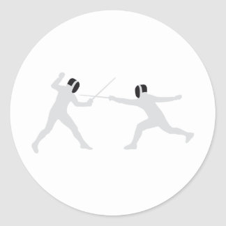 fencing stickers
