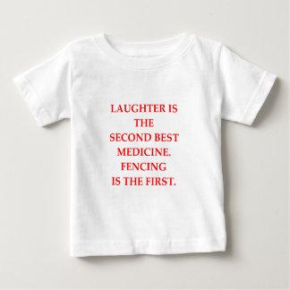 fencing tee shirt