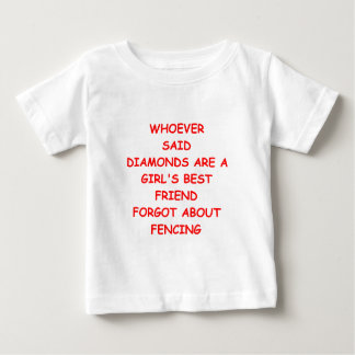 fencing tee shirts