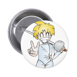 Fencing with Smile Buttons