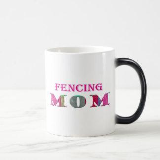 FencingMom Magic Mug