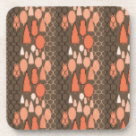 Fency Forest Beverage Coasters