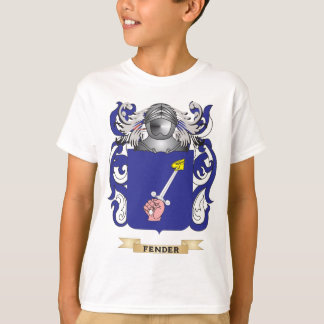 Fender Coat of Arms T-Shirt