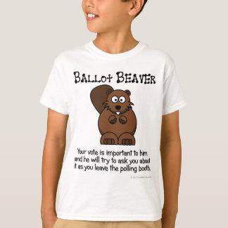 Fending off ballot chasers T-Shirt