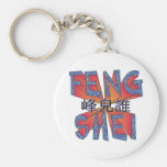 Feng Shei Keychains