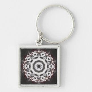 'Feng Shui Crystal' Kaleidoscope Keychain