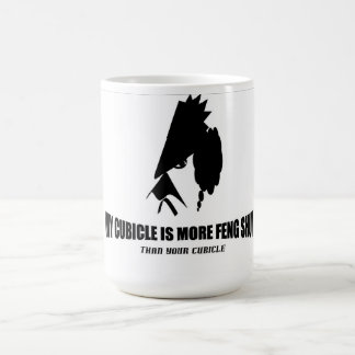Feng Shui cubicle Coffee Mug