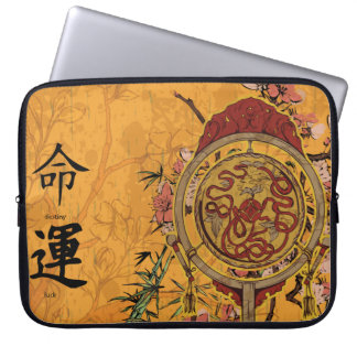 Feng Shui Destiny & Luck Laptop Sleeve