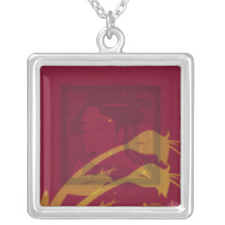 Feng Shui Fire Necklace