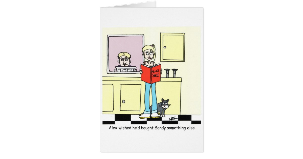 feng shui for beginners card zazzle