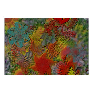 FENG SHUI INTUITIVE ENERGY FROM ORIGINAL ARTWORK POSTERS