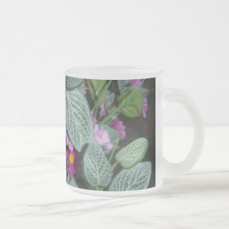 FENG SHUI INTUITIVE ENERGY FROSTED GLASS COFFEE MUG