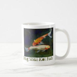 Feng Shui Koi Fish Mug
