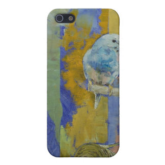 Feng Shui Parakeets iPhone SE/5/5s Cover