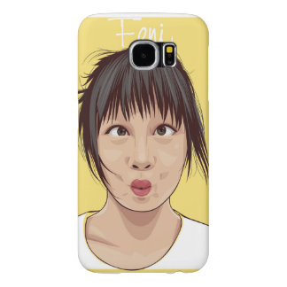 feni JKT48 Samsung Galaxy S6 Case