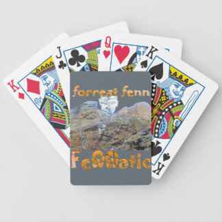 Fennatic Monument Bicycle Bicycle Playing Cards