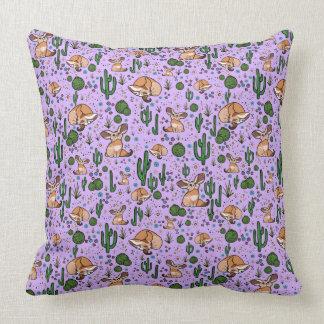 Fennec Fox Cushion