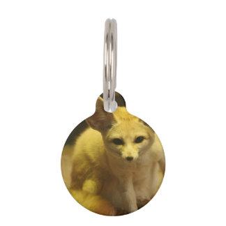 Fennec Fox Pet ID Tags