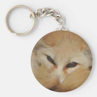 Fennec Fox Key Ring