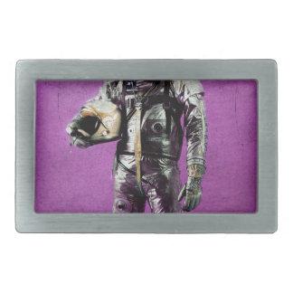 fennec la púrpura del capitán hebillas de cinturón rectangulares
