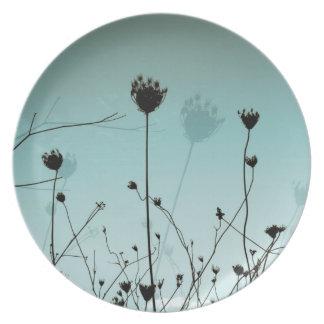 Fennel Melamine Plate