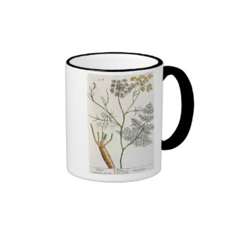 Fennel, plate 288 from 'A Curious Herbal', publish Ringer Coffee Mug